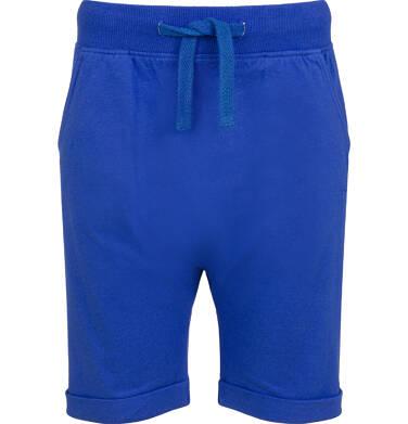 Endo - Szorty dla chłopca, niebieskie, z obniżonym krokiem, 2-8 lat C03K019_3 19