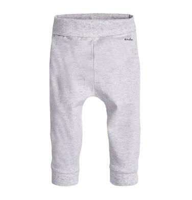 Endo - Spodnie dresowe ze ściągaczem dla niemowlaka N62K035_1
