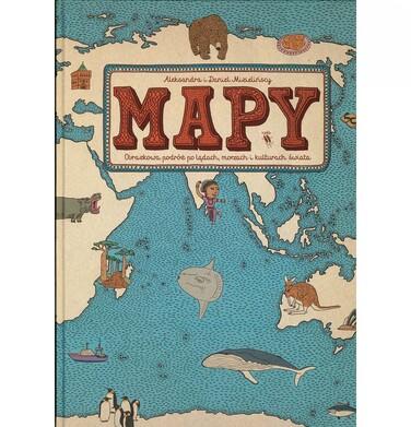 Endo - Mapy. Obrazkowa podróż... SD21W036_1