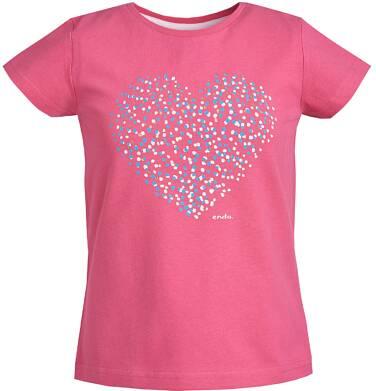 Endo - T-shirt z krótkim rękawem dla dziewczynki 9-13 lat D81G531_1