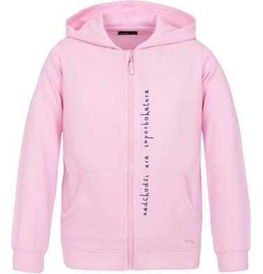 Endo - Bluza rozpinana z kapturem dla dziewczynki 9-13 lat D91C519_1