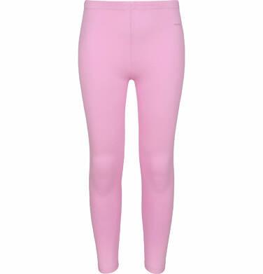Endo - Legginsy dla dziewczynki, różowe, 2-8 lat D03K004_4