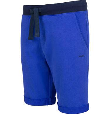 Endo - Krótkie spodenki dresowe dla chłopca, niebieskie, 2-8 lat C03K021_3,2