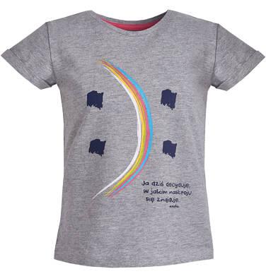 Endo - T-shirt dla dziewczynki 3-8 lat D81G035_1