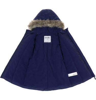 Endo - Kurtka zimowa dla dziewczynki 9-13 lat D92A518_1