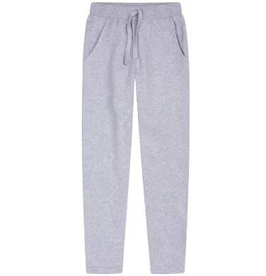 Ciepłe spodnie dresowe dla dziewczynki 9-13 lat D72K504_1