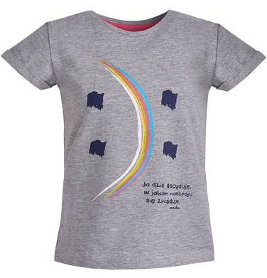 Endo - T-shirt dla dziewczynki 9-13 lat D81G535_1
