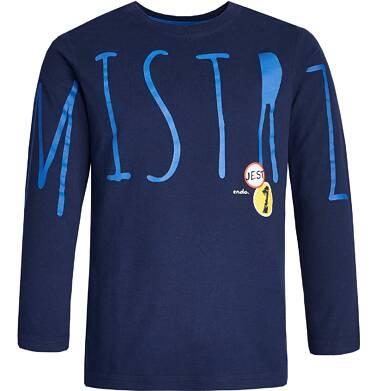 """Endo - """"Mistrz"""" T-shirt z długim rękawem dla chłopca 3-8 lat C82G016_1"""