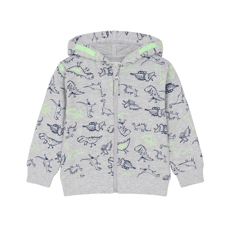 Endo - Bluza rozpinana z kapturem dla dziecka 0-3 lata N91C015_2