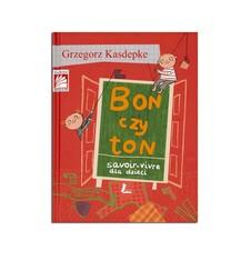 Bon czy ton savoir-vivre dla dzieci BK41003_1