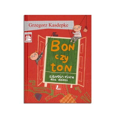 Endo - Bon czy ton savoir-vivre dla dzieci BK41003_1