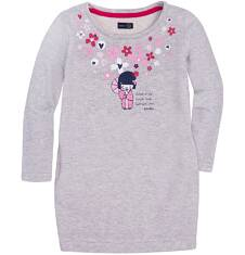 Endo - Sukienka o charakterze bluzy dla dziewczynki 9-13 lat D72H549_1