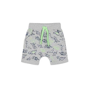 Endo - Krótkie spodenki dresowe dla dziecka 0-3 lata N91K006_2
