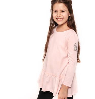 """Endo - """"Niezwykła postać"""" Tunika z długim rękawem dla dziewczynki 3-8 lat D82G020_2"""