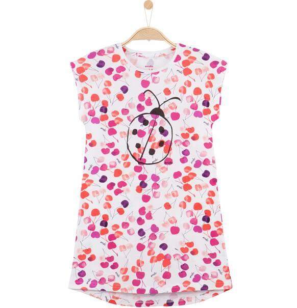 Piżamki dla dziewczynek, 116 (5 6 l.), Koszule nocne