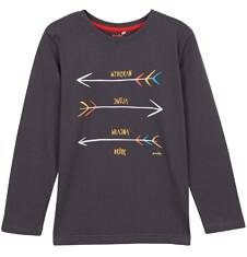 Endo - T-shirt z długim rękawem dla chłopca 3-8 lat C62G075_1