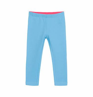 Endo - Legginsy dla dziecka do 2 lat, niebieskie N03K014_2 8