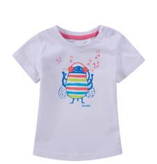 Endo - T-shirt dla niemowlaka N51G005_1