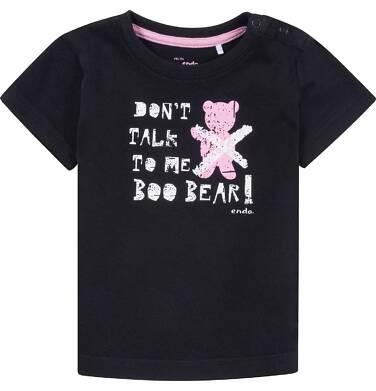 Endo - T-shirt dla dziewczynki 2-3 lata N81G055_1