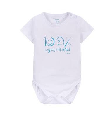 Endo - Body z krótkim rękawem dla dziecka 1-18 m-cy N81M001_1