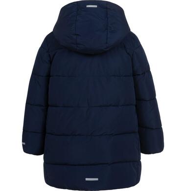 Endo - Długa zimowa kurtka dla chłopca, granatowy, 9-13 lat C08A501_1 6