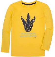 T-shirt z długim rękawem dla chłopca 9-13 lat C72G609_1
