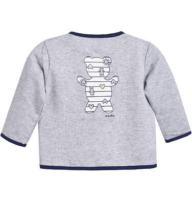 Endo - bluza rozpinana dla dziecka 0-3 lata N81C008_1