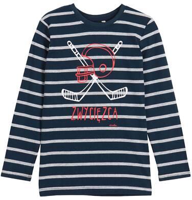 Endo - T-shirt z długim rękawem dla chłopca 3-8 lat C62G126_1