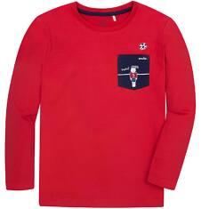T-shirt z długim rękawem dla chłopca 9-13 lat C72G656_1