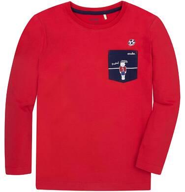 Endo - T-shirt z długim rękawem dla chłopca 9-13 lat C72G656_1