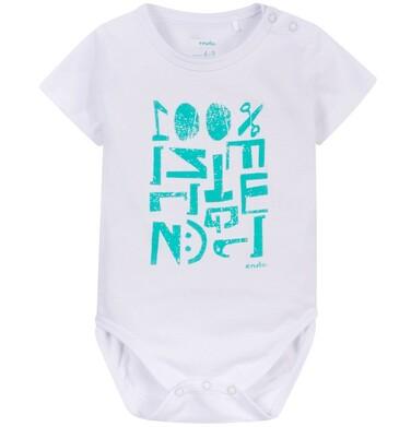 Endo - Body z krótkim rękawem dla dziecka 1-18 m-cy N81M005_1