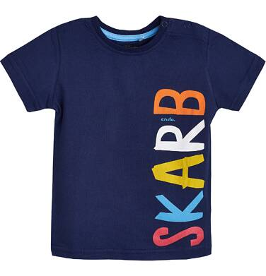 Endo - T-shirt dla dziecka 6-36 m-cy N81G001_2