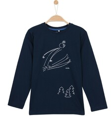 Endo - T-shirt z długim rękawem dla chłopca 3-8 lat C62G128_1