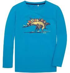 T-shirt z długim rękawem dla chłopca 9-13 lat C72G606_1