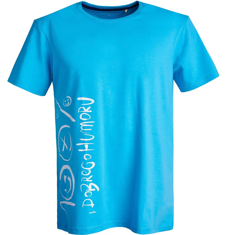 Endo - T-shirt męski Q81G002_1