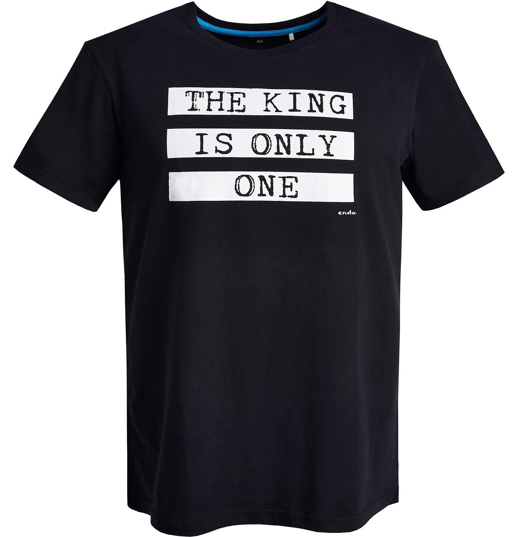 Endo - T-shirt męski Q81G005_1