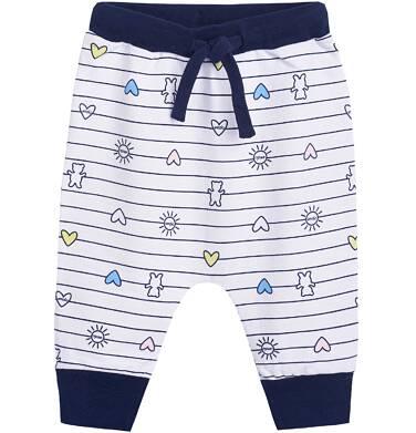 Endo - Spodnie dresowe długie dla dziecka 3-36 m N81K014_1
