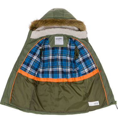 Endo - Płaszcz zimowy dla chłopca 3-8 lat C92A005_2