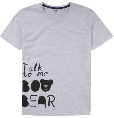 Endo - T-shirt męski Q81G009_1