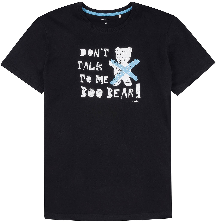 Endo - T-shirt męski Q81G010_1