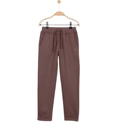 Endo - Grube spodnie dresowe ze ściągaczami  dla chłopca 3-8 lat C62K005_1