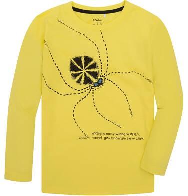 Endo - T-shirt z długim rękawem dla chłopca 9-13 lat C72G624_2