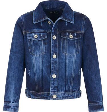 Endo - Kurtka jeansowa dla dziecka 9-13 lat C91A508_1