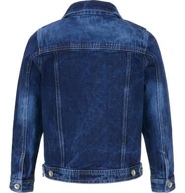 Endo - Kurtka jeansowa dla dziecka 9-13 lat C91A508_1,3