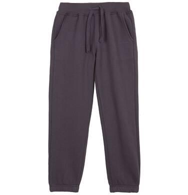 Endo - Grube spodnie dresowe ze ściągaczami  dla chłopca 3-8 lat C62K005_2