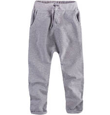 Endo - Spodnie dresowe z obniżonym krokiem dla chłopca 3-8 lat C62K006_1