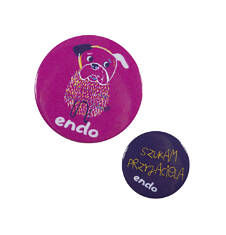 Endo - Przypinki - zestaw SDV52Z04_1