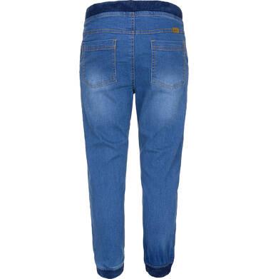 Endo - Spodnie jeansowe typu jogger dla chłopca 3-8 lat C91K003_1