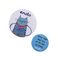 Endo - Przypinki - zestaw SDV52Z06_1