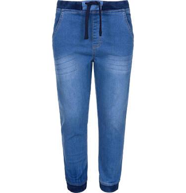 Spodnie jeansowe typu jogger dla chłopca 9-13 lat C91K503_1